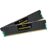 Vengeance LP Black 16GB DDR3 1600MHz CL10 Dual Channel Kit