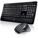 Kit Tastatura si Mouse LOGITECH MX800 Black