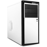 Carcasa NZXT Source 210 White