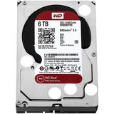 Hard Disk WD Red 6TB SATA-III 5400RPM 64MB