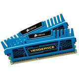 Vengeance Blue 16GB DDR3 1600MHz CL10 Dual Channel Kit