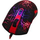 Mouse Gaming Redragon LavaWolf Black