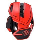 MAD CATZ R.A.T. TE Tournament Edition red