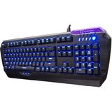 Gaming Colada G3NL Black LED Aluminum Mechanical Edition, Cherry MX Black