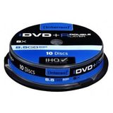 DVD+R 8.5GB 8x Dual Layer cake box 10 buc