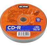 CD-R 700MB 52x shrink 10 buc
