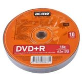 DVD+R 4.7GB 16x shrink 10 buc