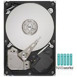 NAS HDD 2TB 5900RPM 64MB SATA-III + Rescue