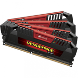 Vengeance Pro Red 32GB DDR3 1600MHz CL9 Quad Channel Kit