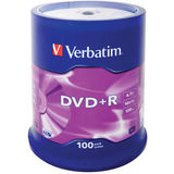 DVD+R 4.7GB 16x Matt Spindle 100 buc.