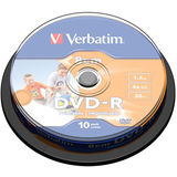 DVD-R 1.46GB 4x 8cm Inkjet Printable Spindle 10 buc.
