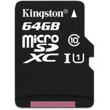 Card de Memorie Kingston Micro SDXC 64GB Clasa 10 UHS-I