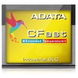 ADATA CompactFlash ISC3E SLC 8GB, Wide Temp