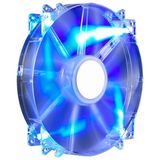 MegaFlow 200 blue LED Silent Fan