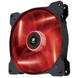 Corsair Air Series SP140 LED Red High Static Pressure