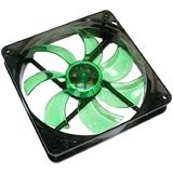 Silent Fan 140 Green LED