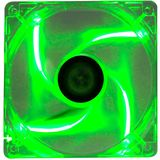 120mm Green LED