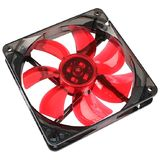 Silent Fan 120 Red LED
