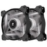 Corsair Air Series SP120 LED White High Static Pressure 120mm Fan Twin Pack