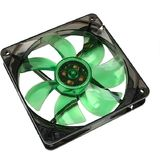 Silent Fan 120 Green LED