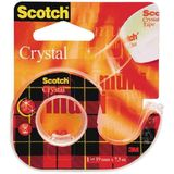 Banda adeziva Scotch Crystal Clear, 19 mm x 33 m, rola - Pret/buc
