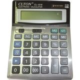Calculator de birou, 16 digiti, dual power - Pret/buc