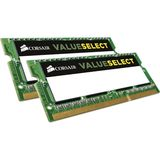 ValueSelect, 8GB, DDR3, 1333MHz, CL9, 1.5v, Dual Channel Kit