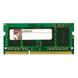 Kingston 4GB, DDR3, 1600MHz, CL11, 1.5v, Single Rank x8