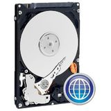 Hard Disk Laptop WD Blue, 1TB, SATA-III, 5400 RPM, cache 8MB, 9.5 mm