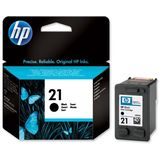 Cartus HP BLACK NR.21 C9351AE 5ML ORIGINAL , DESKJET 3940