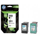 Cartus HP COMBO PACK NR.350 + NR.351 SD412EE ORIGINAL , OFFICEJET J5780