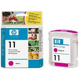 Cartus HP MAGENTA NR.11 C4837A 28ML ORIGINAL , BI 2200