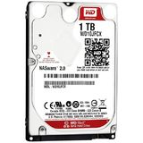 WD Red, 1TB, SATA-III, IntelliPower RPM, cache 16MB, 9.5 mm