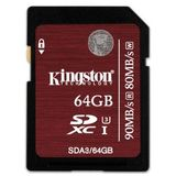 Card de Memorie Kingston SDXC 64GB Clasa 10 UHS-I