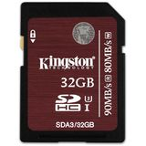 Card de Memorie Kingston SDHC 32GB Clasa 10 UHS-I U3