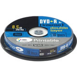 Intenso DVD+R 8.5GB 8x Double Layer Cake Box 10 buc.
