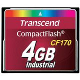 Compact Flash CF170 4GB