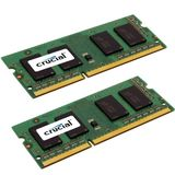 Crucial 8GB DDR3 1600MHz CL11 Dual Channel Kit compatibil Apple