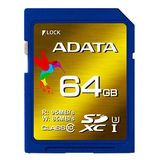 Card de Memorie A-Data SDXC XPG 64GB UHS-I U3 retail