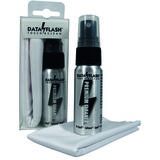 Data Flash Set curatare tablete/smartphone-uri (spray 25ml + laveta microfiber 20 x 20cm), Data Flash Premium