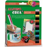 Alpino Set Alpino Crea + DECOR - carioca