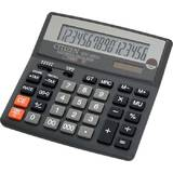 Calculator Citizen SDC-660N, 16 digiti, taxe, dual power, 159 x 156 x 32 mm - Pret/buc