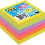 Notite autoadezive Post-it Z-Notes, 76 x 76 mm, 6 x 100 file/bucata - Pret/set