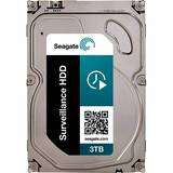 Surveillance HDD 3TB 5900RPM 64MB SATA-III + Rescue