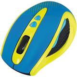 Mouse HAMA Knallbunt 2.0 yellow