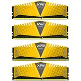 XPG Z1 Gold 16GB DDR4 3200MHz CL16 Quad Channel Kit