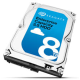 Hard Disk Seagate Enterprise Capacity 8TB SATA-III 7200RPM 256MB