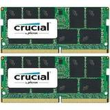 SODIMM ECC UDIMM DDR4 32GB 2400MHz CL17 1.2v Dual Channel Kit