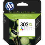 Cartus HP COLOR NR.302XL F6U67AE ORIGINAL , DESKJET 2130 AIO