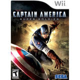 Captain America - Super Soldier Wii